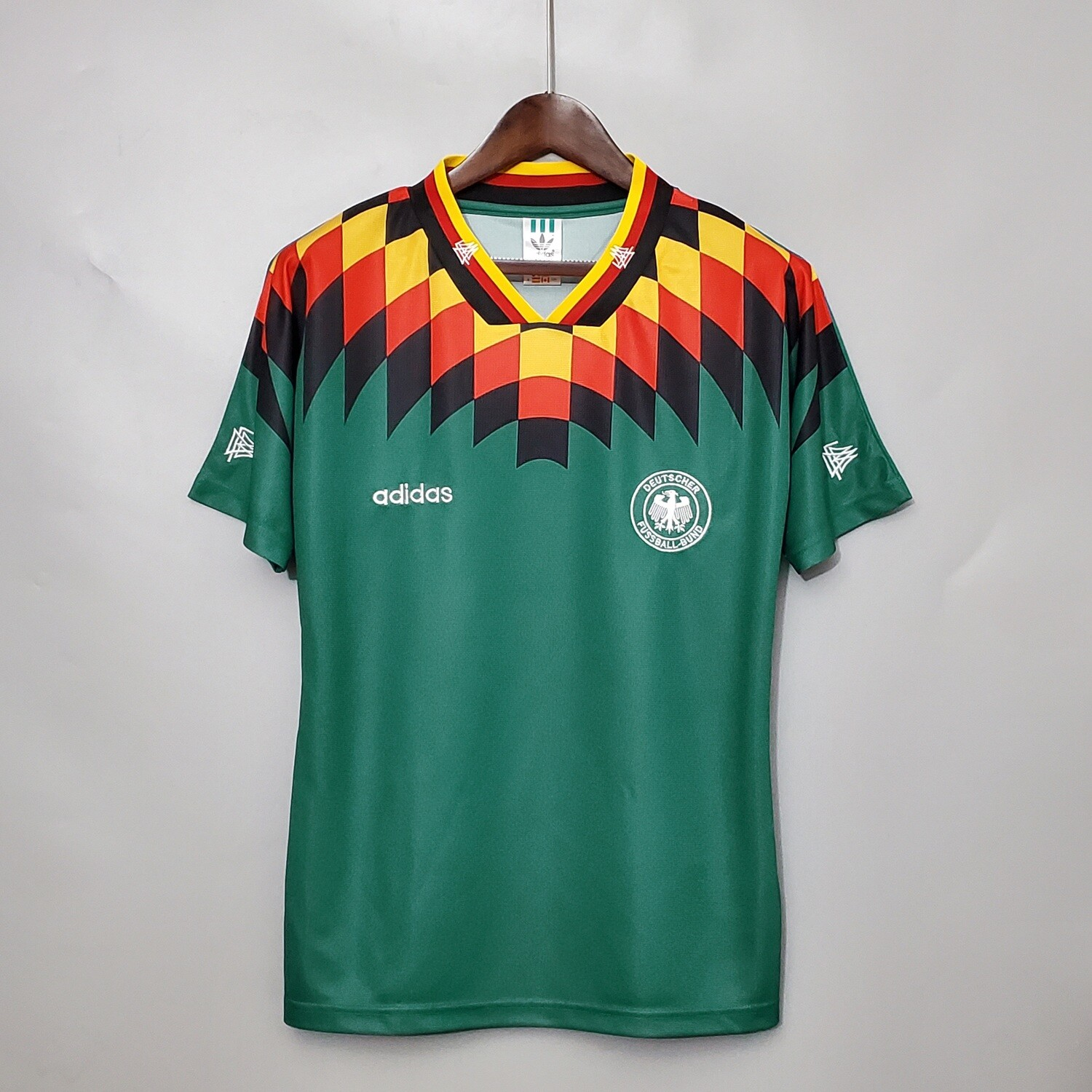 Germany 1994 Retro Away Jersey [Pre-paid Only]