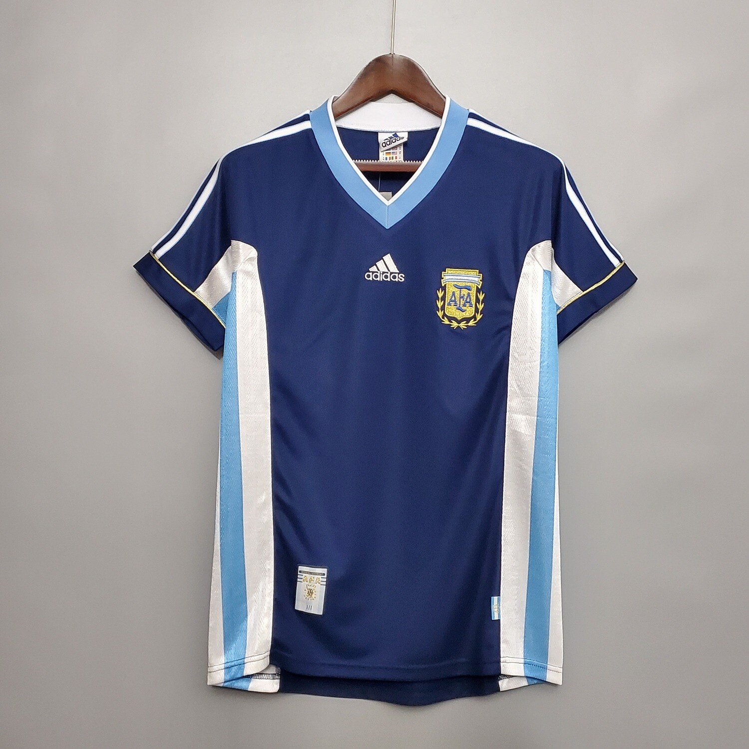 Argentina 1998 Retro Away Jersey [Pre-paid Only]