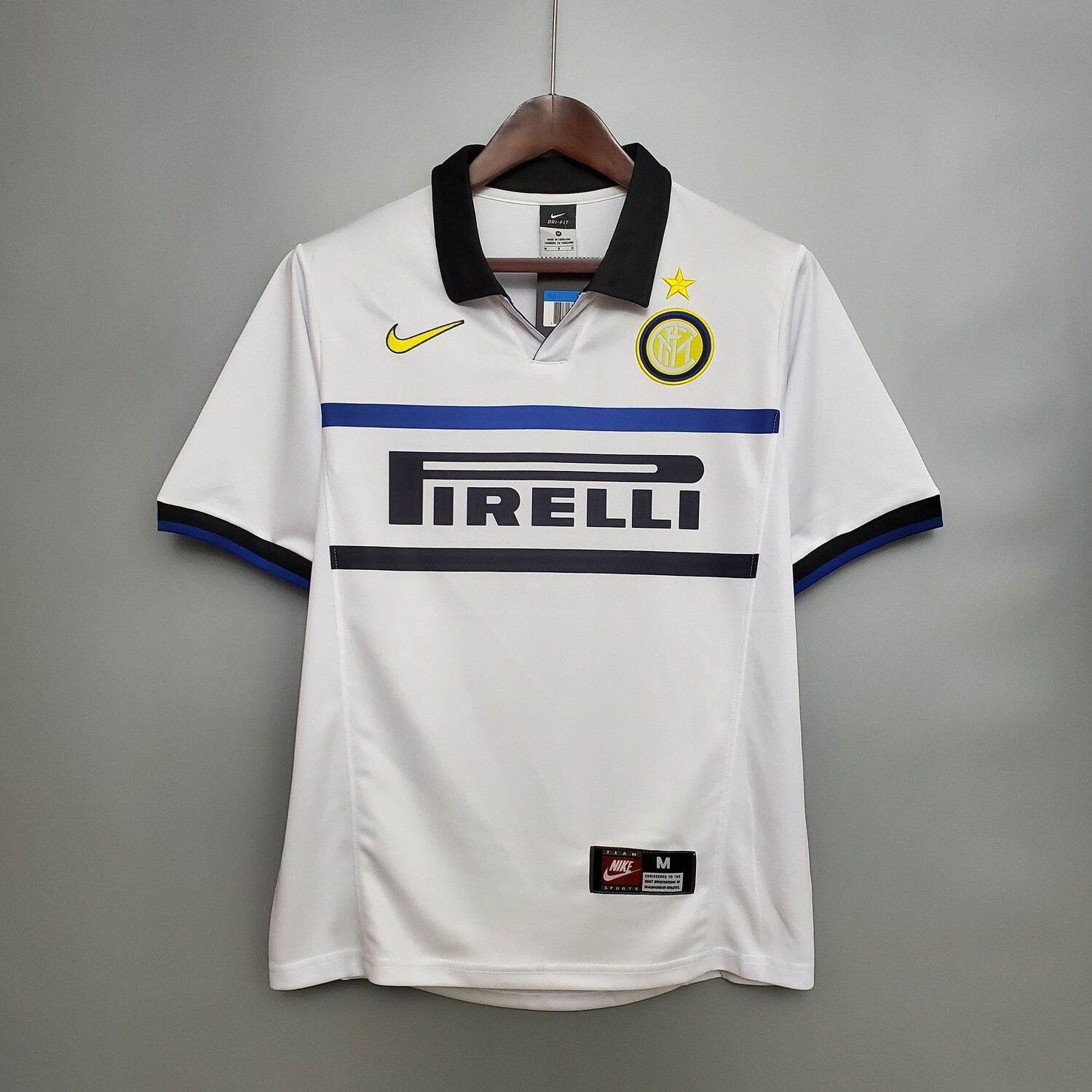 Inter Milan 1998-99 Retro Away Jersey [Pre-paid Only]