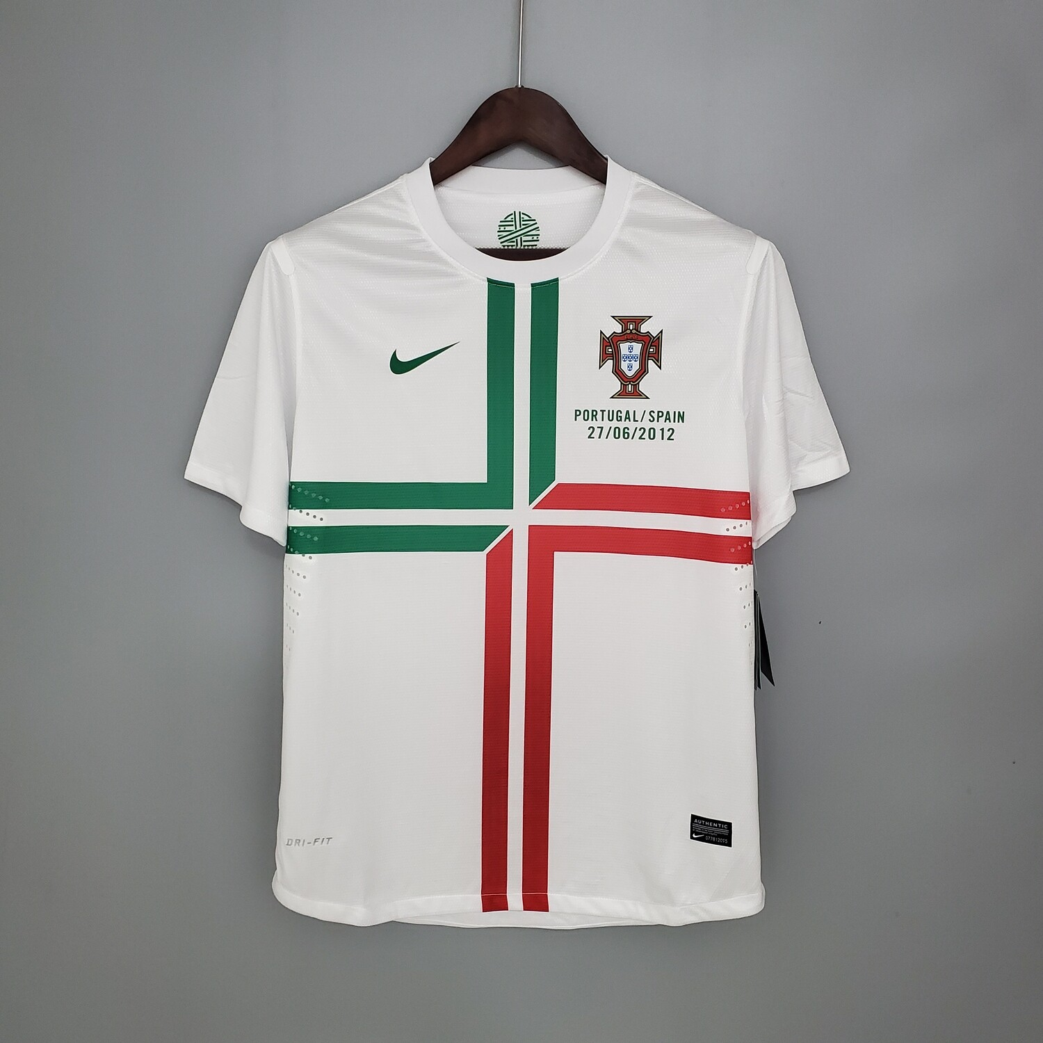 Portugal 2012 Away Jersey [Pre-paid Only]