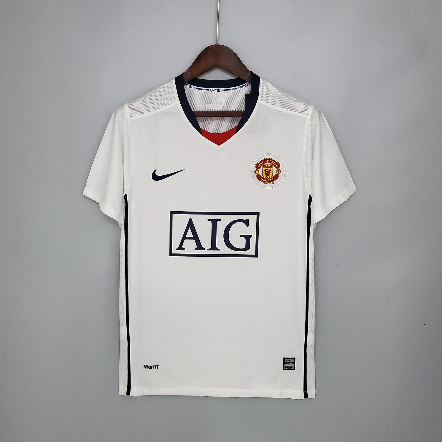 Manchester United 2008-09 Retro Away Jersey [Pre-paid Only]