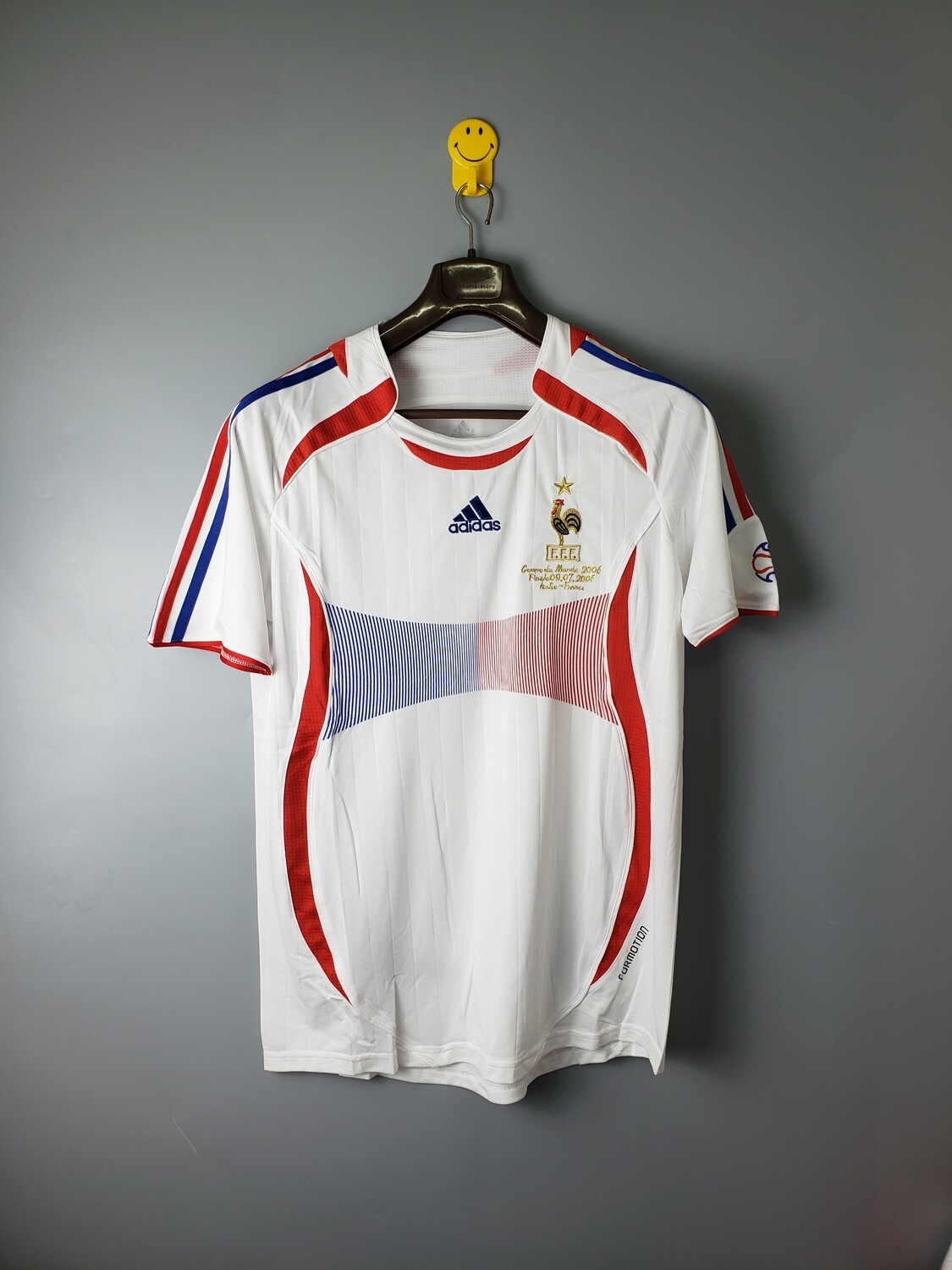 France 2006 Retro Away Jersey [Pre-paid Only]
