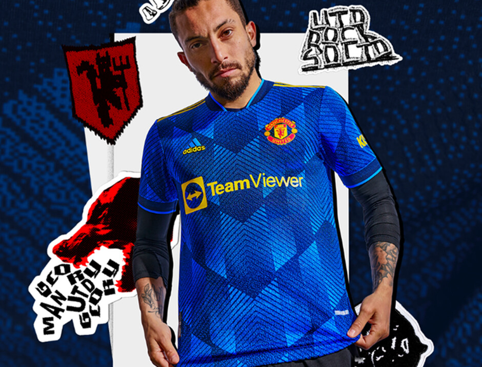 Manchester United 3rd [Pre-Paid Only]