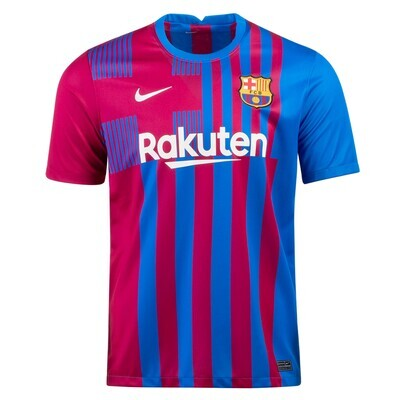 Barcelona Home 2021-22 [Pre-paid Only]