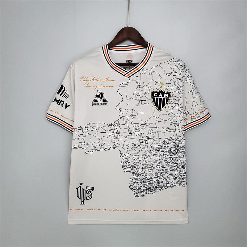 Mineiro Athletic Commemorative Shirt 2021-22 [Pre-paid Only]