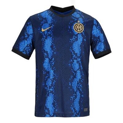 Inter Milan Home Jersey 2021-22