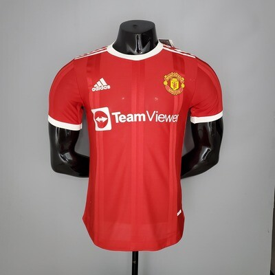 Manchester United Home [Player] Jersey 2021-22