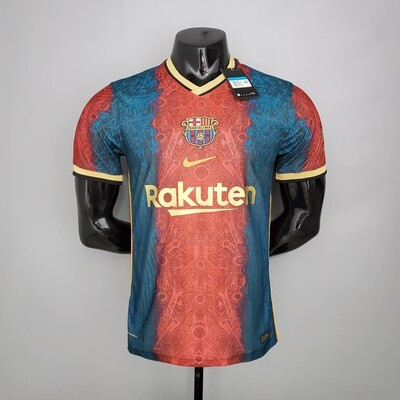 Barcelona Special Edition Jersey [Player] 2021-22