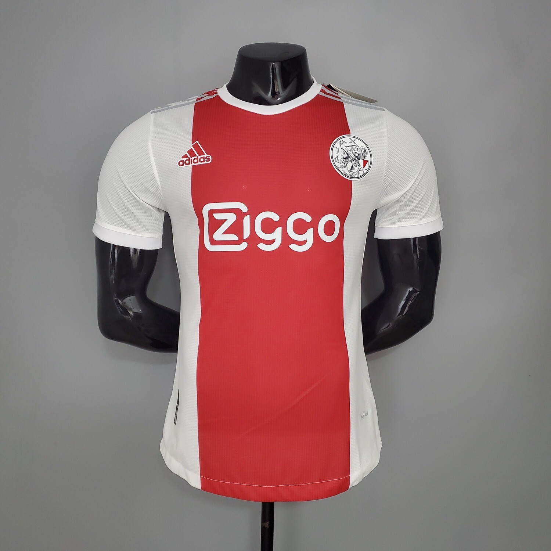 Ajax Home [Player] Jersey 2021-22