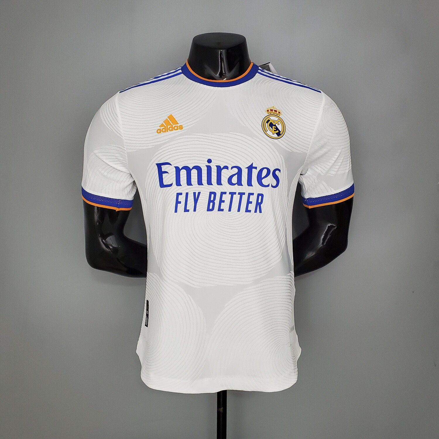 Real Madrid Home [Player] Jersey 2021-22