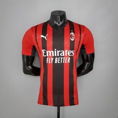 AC Milan Home [Player] Jersey 2021-22