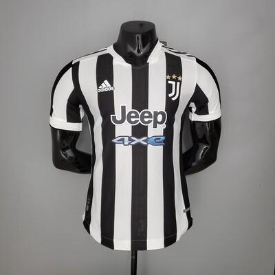 Juventus Home [Player] Jersey 2021-22