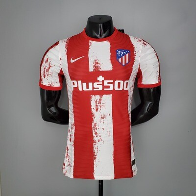 Atletico Madrid Home [Player] Jersey 2021-22