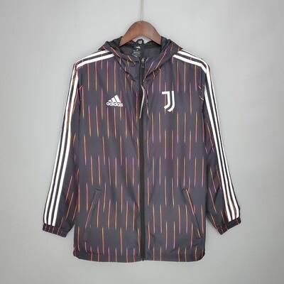 Juventus Away Windbreaker 2021-22 [Pre-paid only]