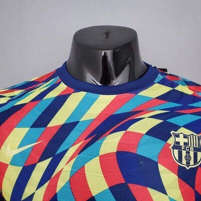 Barcelona Training Designer 2021-22 [Pre-paid Only]