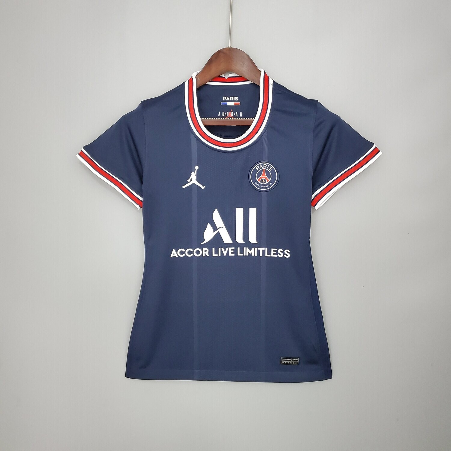 PSG Home 2021-22 Women's Jersey [Pre-paid Only]