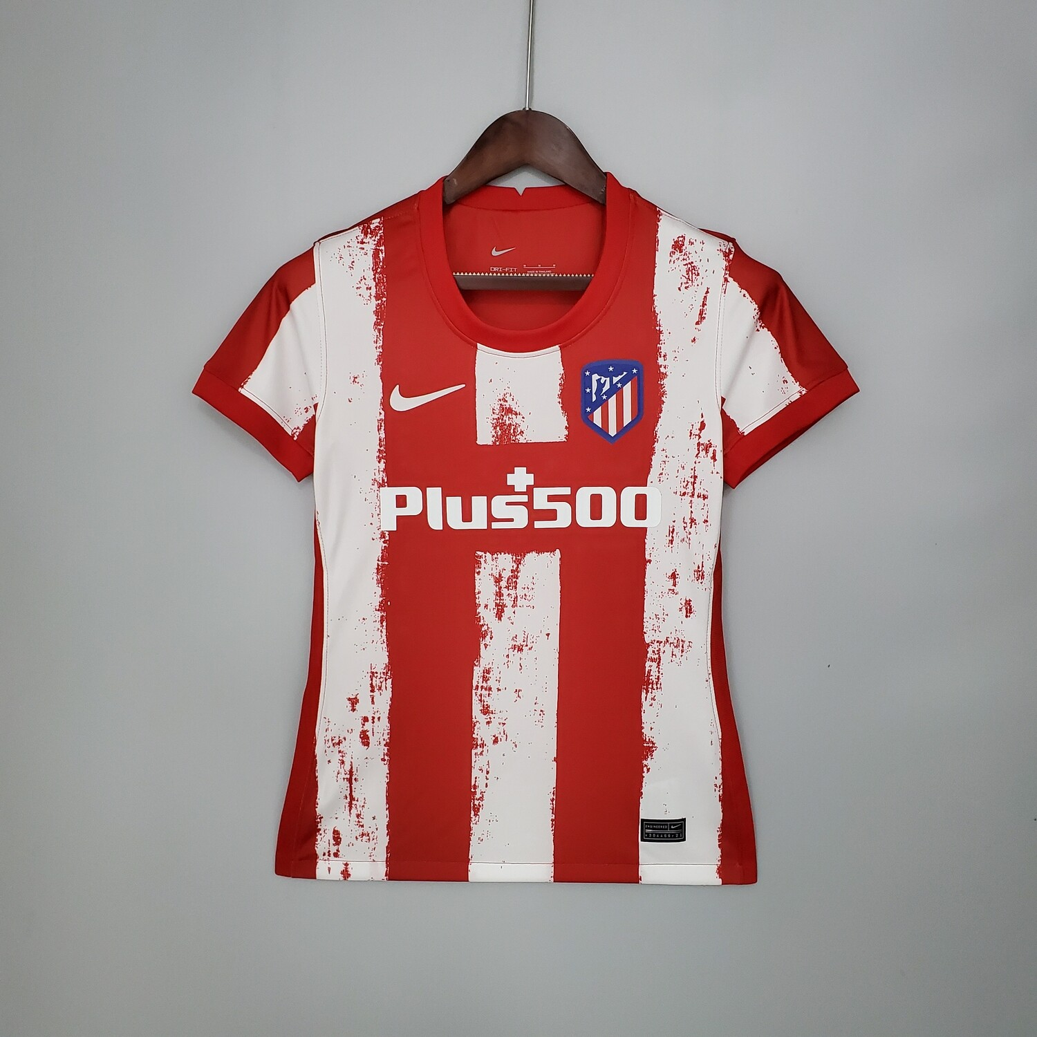 Atletico Madrid Home 2021-22 Women's Jersey [Pre-paid Only]