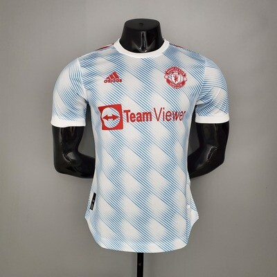 Manchester United Away [Player] Jersey 2021-22