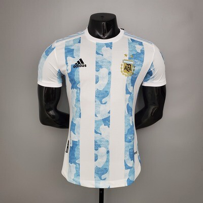 Argentina Home [Player] Jersey 2020