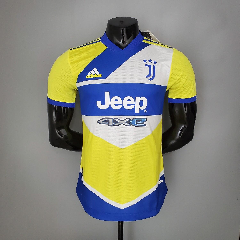 Juventus Third [Player] Jersey 2021-22