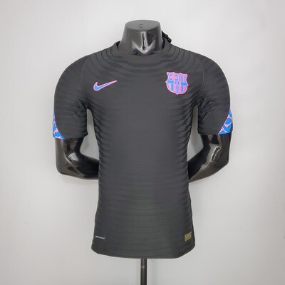 Barcelona Away Pre-Match [Player] Jersey 2021-22