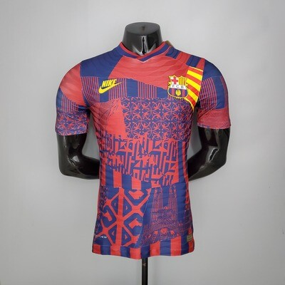 Barcelona Special Edition [Player] Jersey 2021-22
