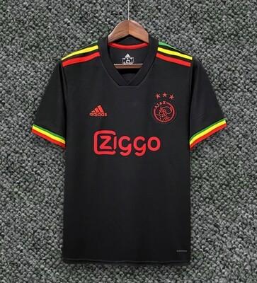 Ajax Third Jersey (Bob Marley Inspired) 2021-22