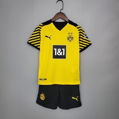Dortmund 21-22 Kids Jersey Set