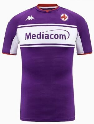 Fiorentina Home 2021-22 [Pre-paid only]