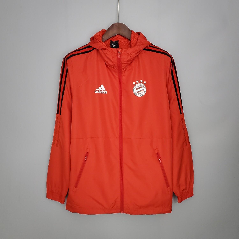 Bayern Munich Windbreaker 2021-22 [Pre-paid Only]