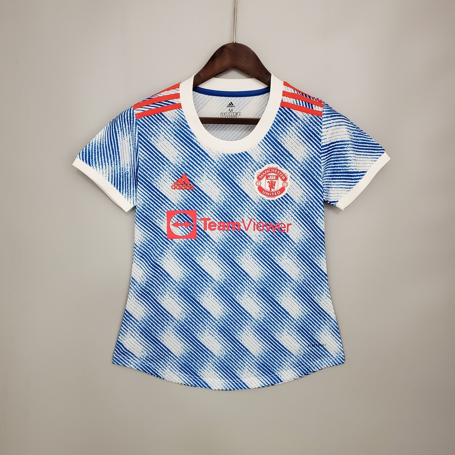 Manchester United Away 2021-22 Women's Jersey [Pre-paid Only]