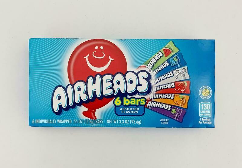 Airheads Theater Box