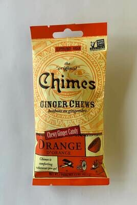 Chimes Orange Ginger Chews