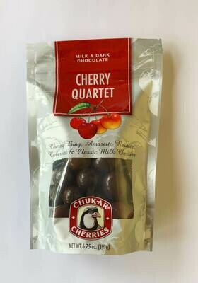 Chukar Cherry Quartet Bag