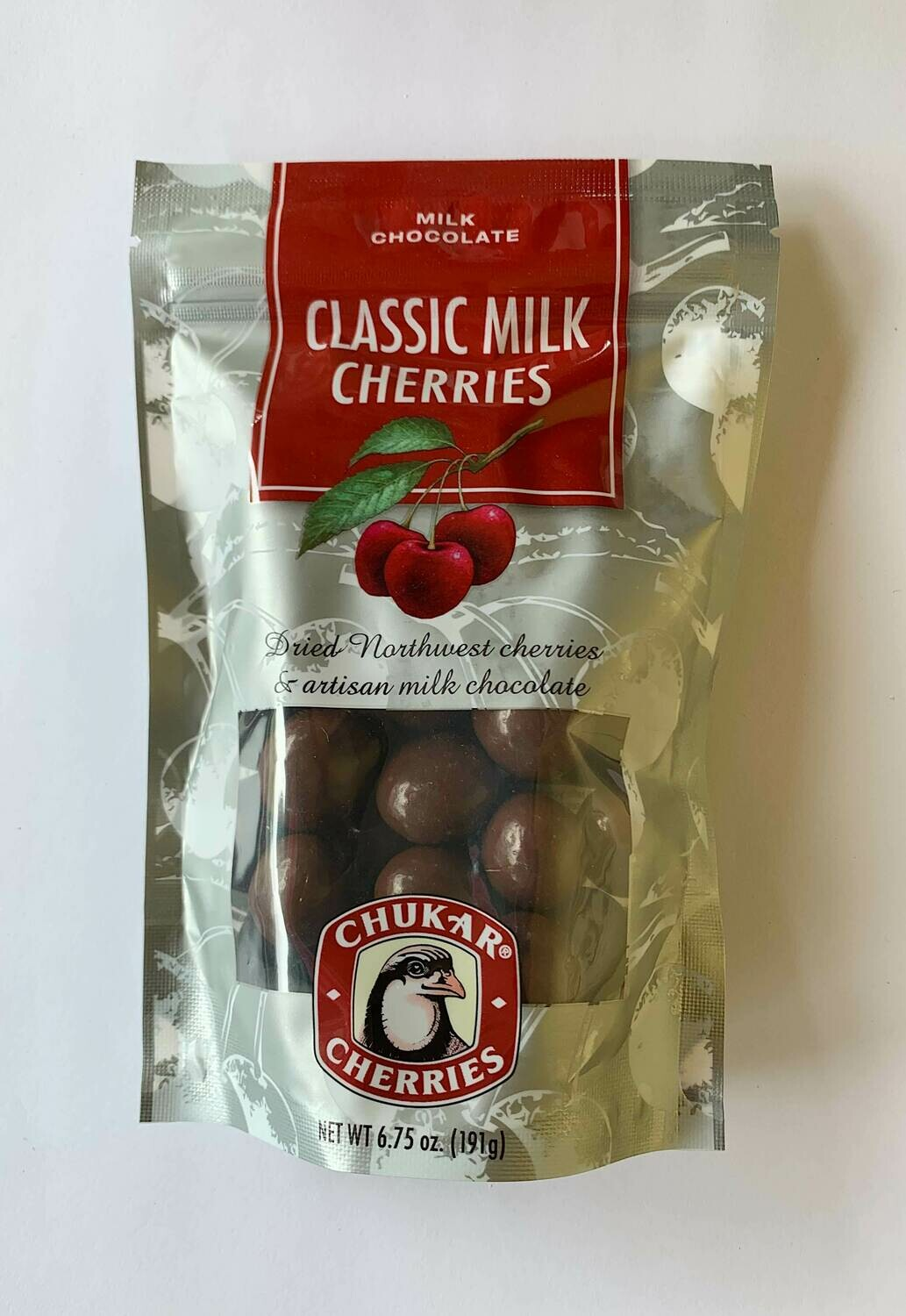 Chukar Classic Milk Cherries Bag