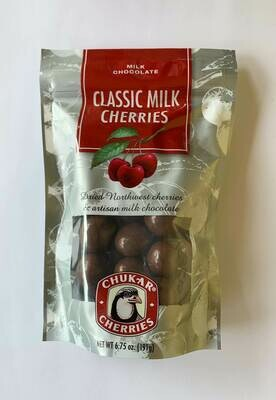 Chukar Classic Milk Cherries Bag
