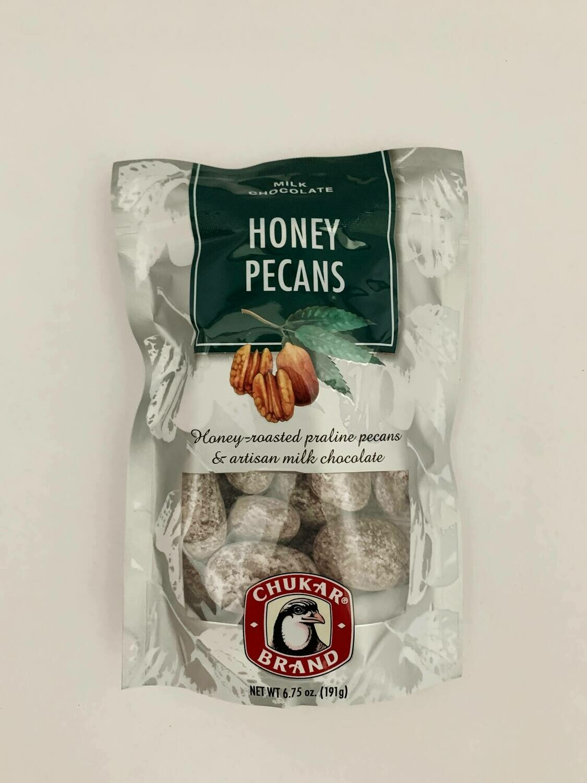 Chukar Honey Pecans