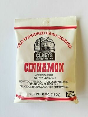 Claeys Cinnamon Hard Candies