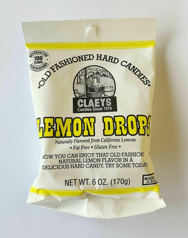 Claeys Lemon Drops