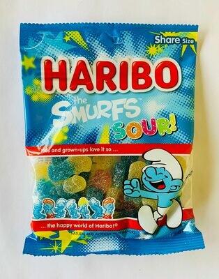 Haribo Smurfs Sour