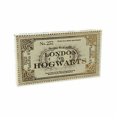 Harry Potter Platform Chocolate Bar