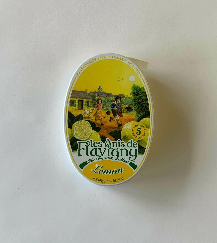 Lemon Mints - Les Anis de Flavigny