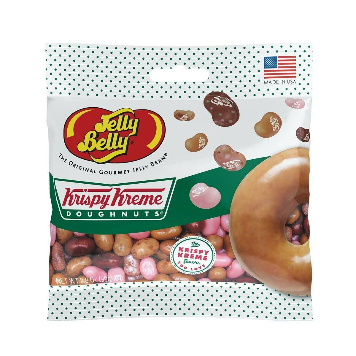 Krispy Cream Jelly Belly Bag