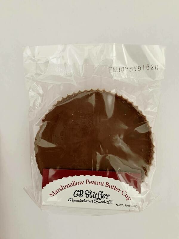 Marshmallow Peanut Butter Cup by Bacci