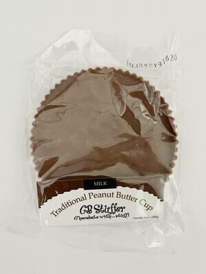 Milk Peanut Butter Cup by Bacci