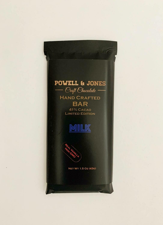 Powell and Jones Dark/Milk Bar