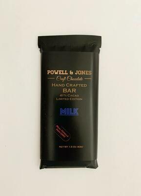 Powell & Jones Dark/Milk Bar