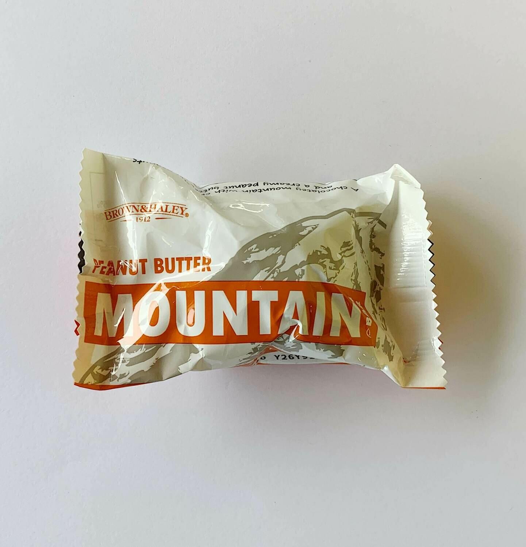 Peanut Butter Mountain Bar