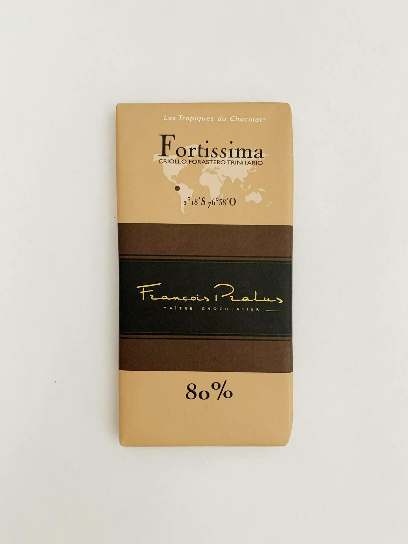 Pralus Fortissima 80% Bar