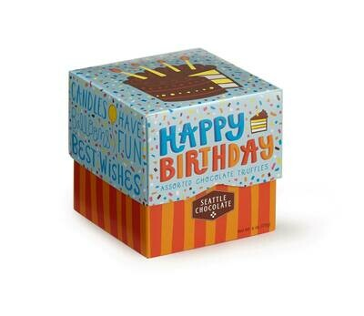 Seattle Chocolates Birthday Box